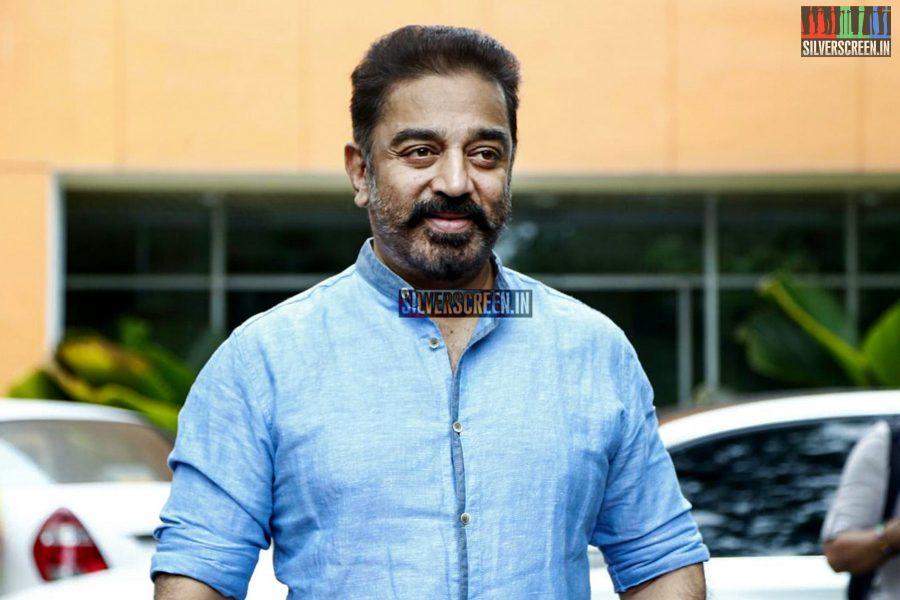 Kamal Haasan at Papanasam Press Meet