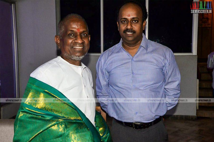 Rudhramadevi Trailer Launch Photos