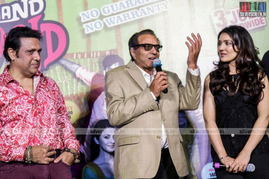 Second Hand Husband Trailer Launch Photos