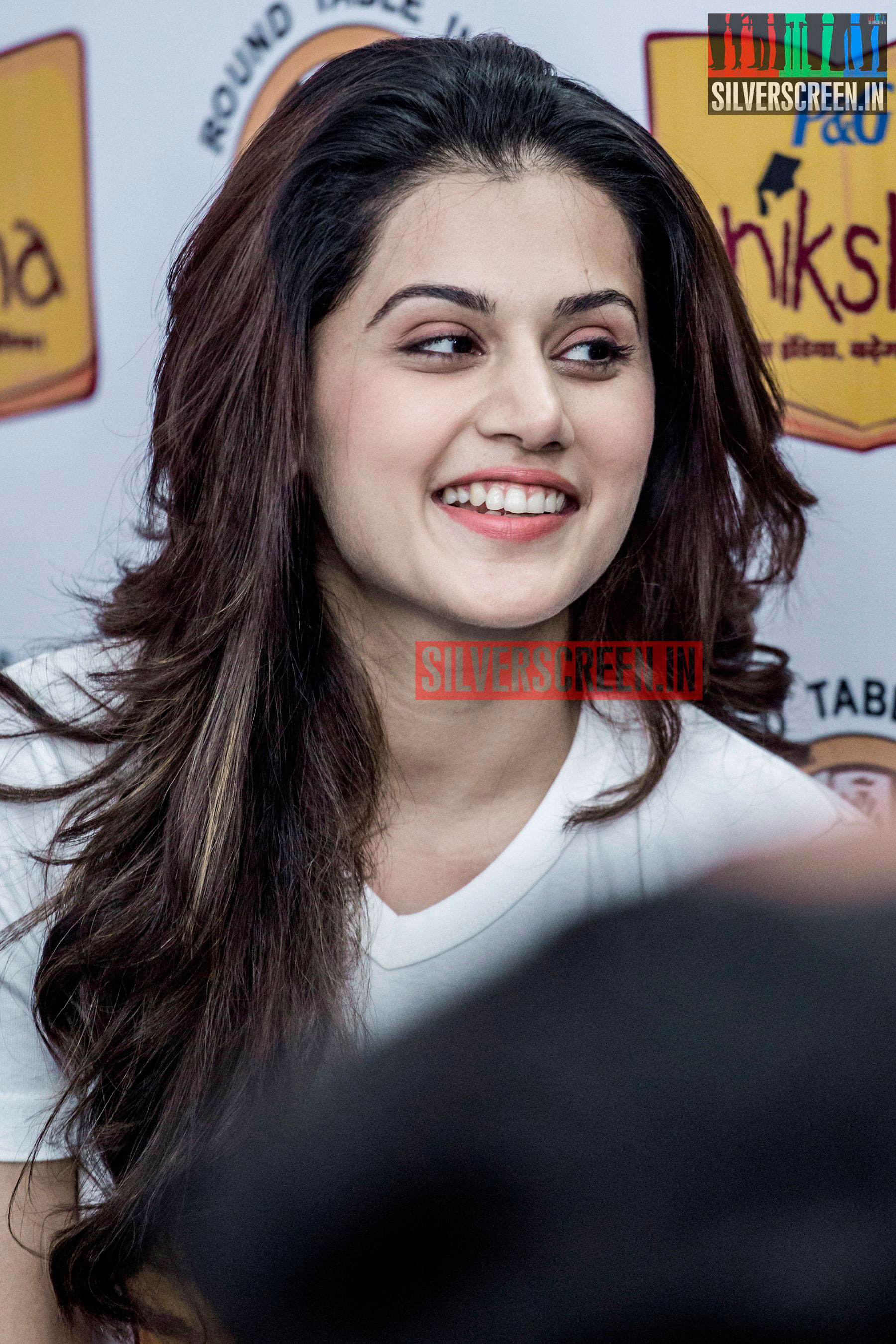 Taapsee Pannu HQ Photos From Social Initiative For