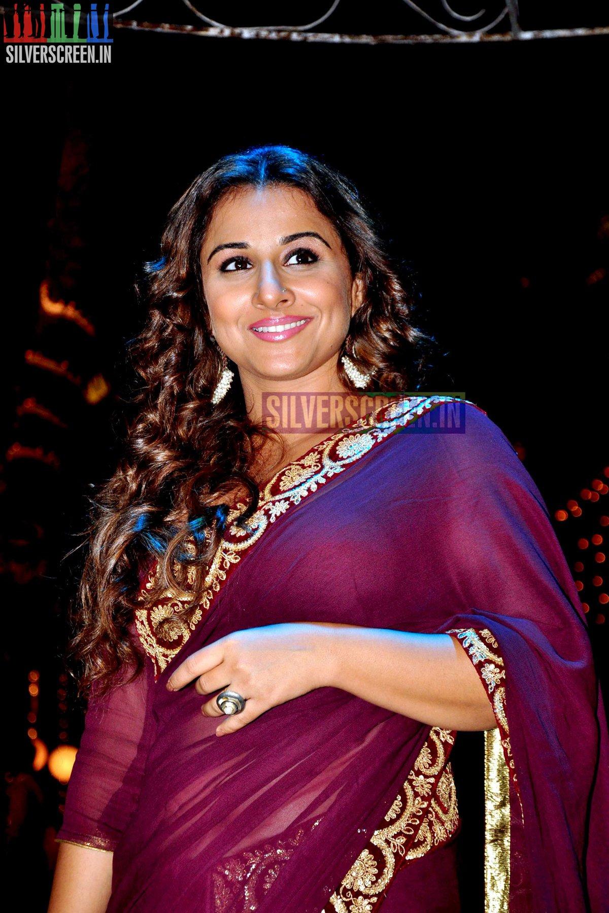Vidya Balan Promotes Hamari Adhuri Kahani on Colors TV – Silverscreen in