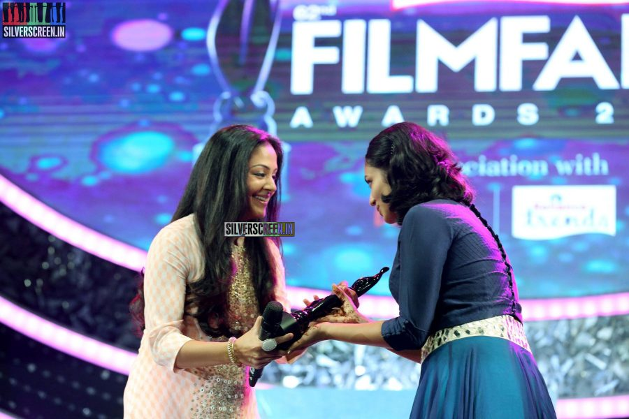 Jyothika at the 62nd Filmfare Awards South Photos