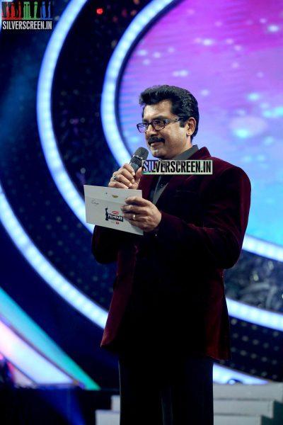 R Sarathkumar at the 62nd Filmfare Awards South Photos