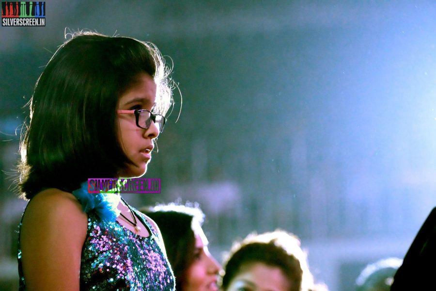 Uthra Unnikrishnan at the 62nd Filmfare Awards South Photos