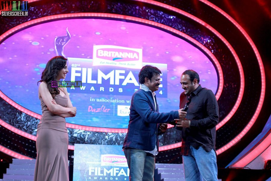 Rakul Preet Singh at the 62nd Filmfare Awards South Photos
