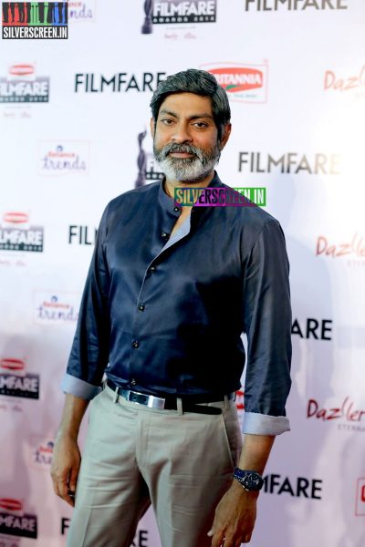 Jagapati Babu at the 62nd Filmfare Awards South Photos