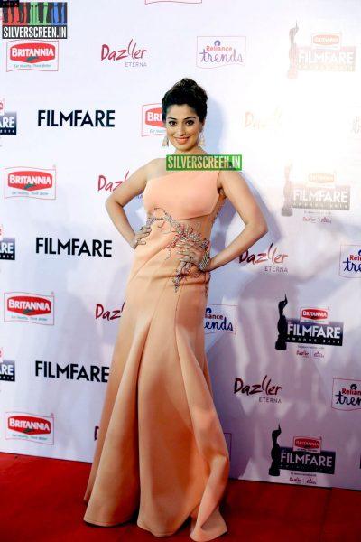 Raai Laxmi at the 62nd Filmfare Awards South Photos