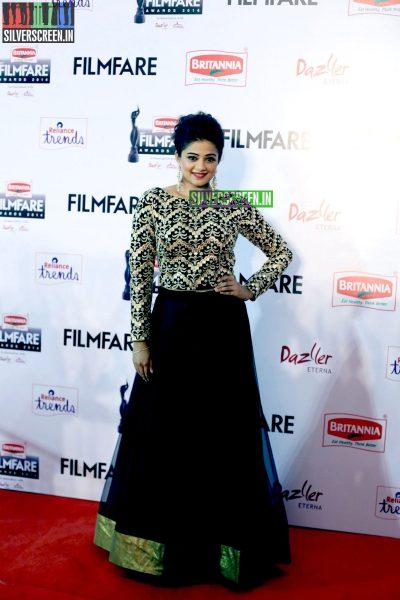 Priyamani at the 62nd Filmfare Awards South Photos