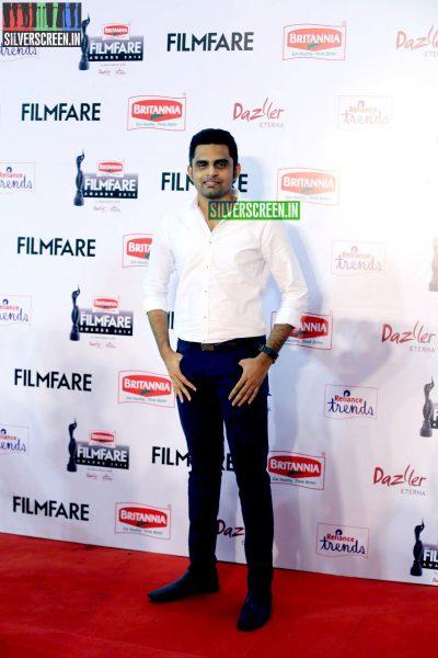 Balaji Mohan at the 62nd Filmfare Awards South Photos