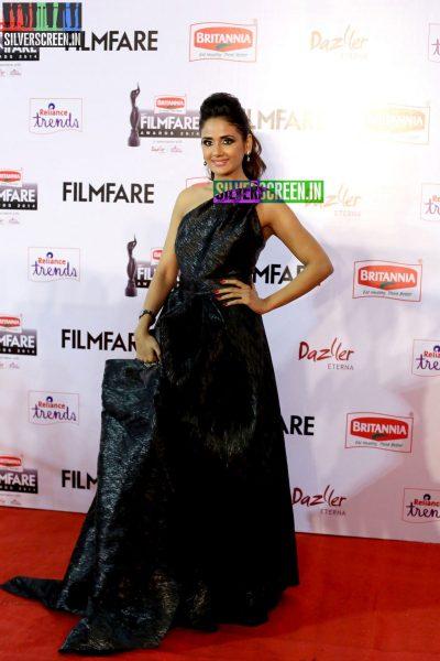 Parul Yadav at the 62nd Filmfare Awards South Photos