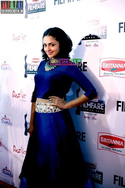 Malavika Nair at the 62nd Filmfare Awards South Photos