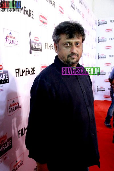 Director Dharani at the 62nd Filmfare Awards South Photos