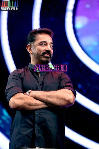Kamal Haasan at the 62nd Filmfare Awards South Photos