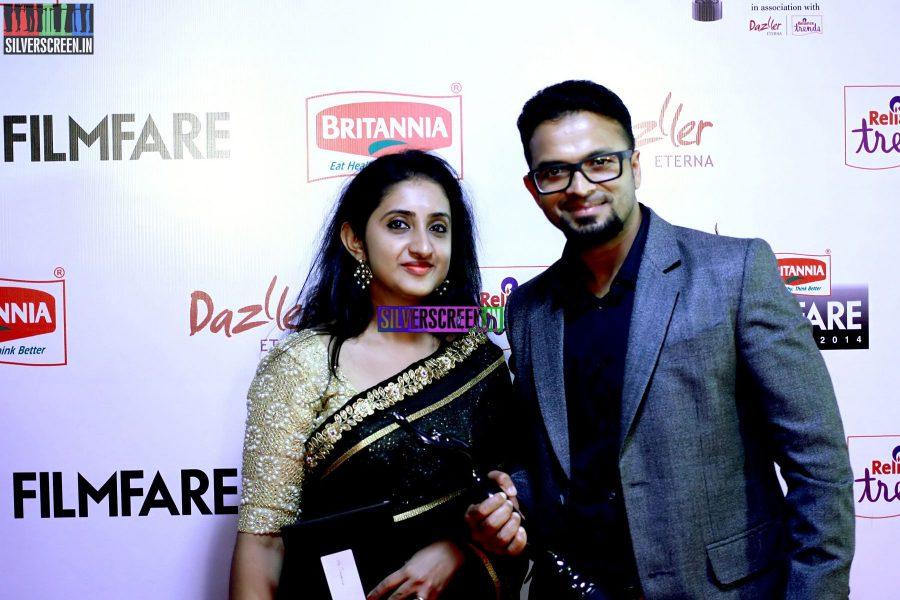 Jayasurya at the 62nd Filmfare Awards South Photos