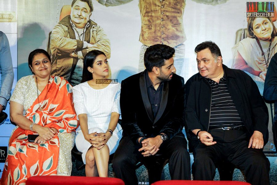All Is Well Trailer Launch Photos