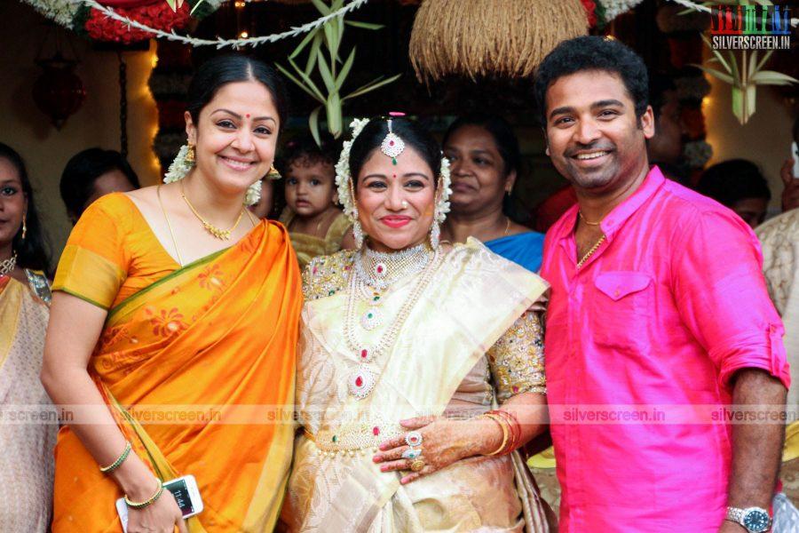 Celebrities at Shobi - Lalitha Shobi Baby Shower Function