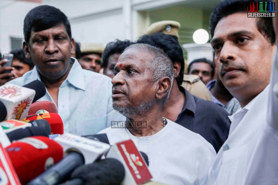 Celebrities Pay Homage to MS Viswanathan