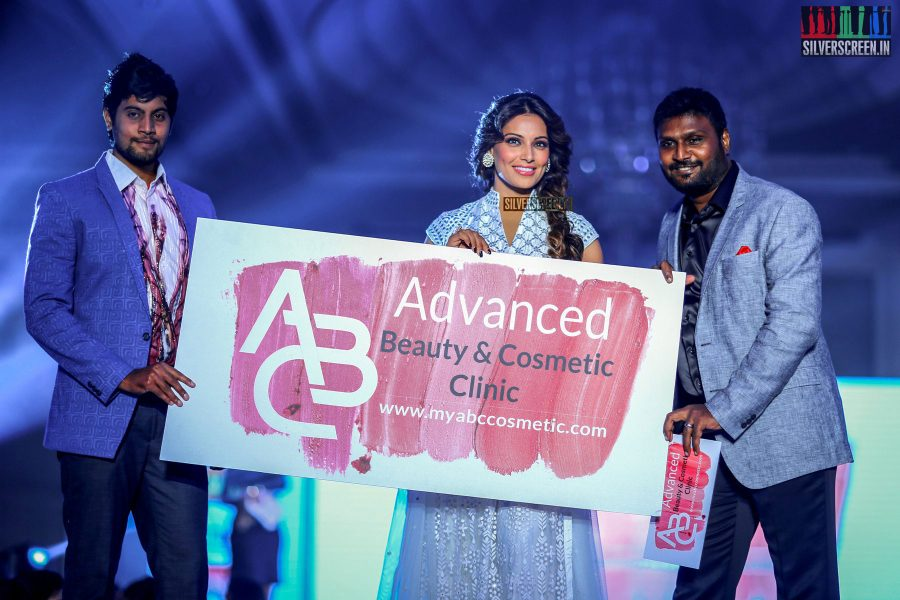 at the Launch of Advance Beauty and Cosmetic Clinic