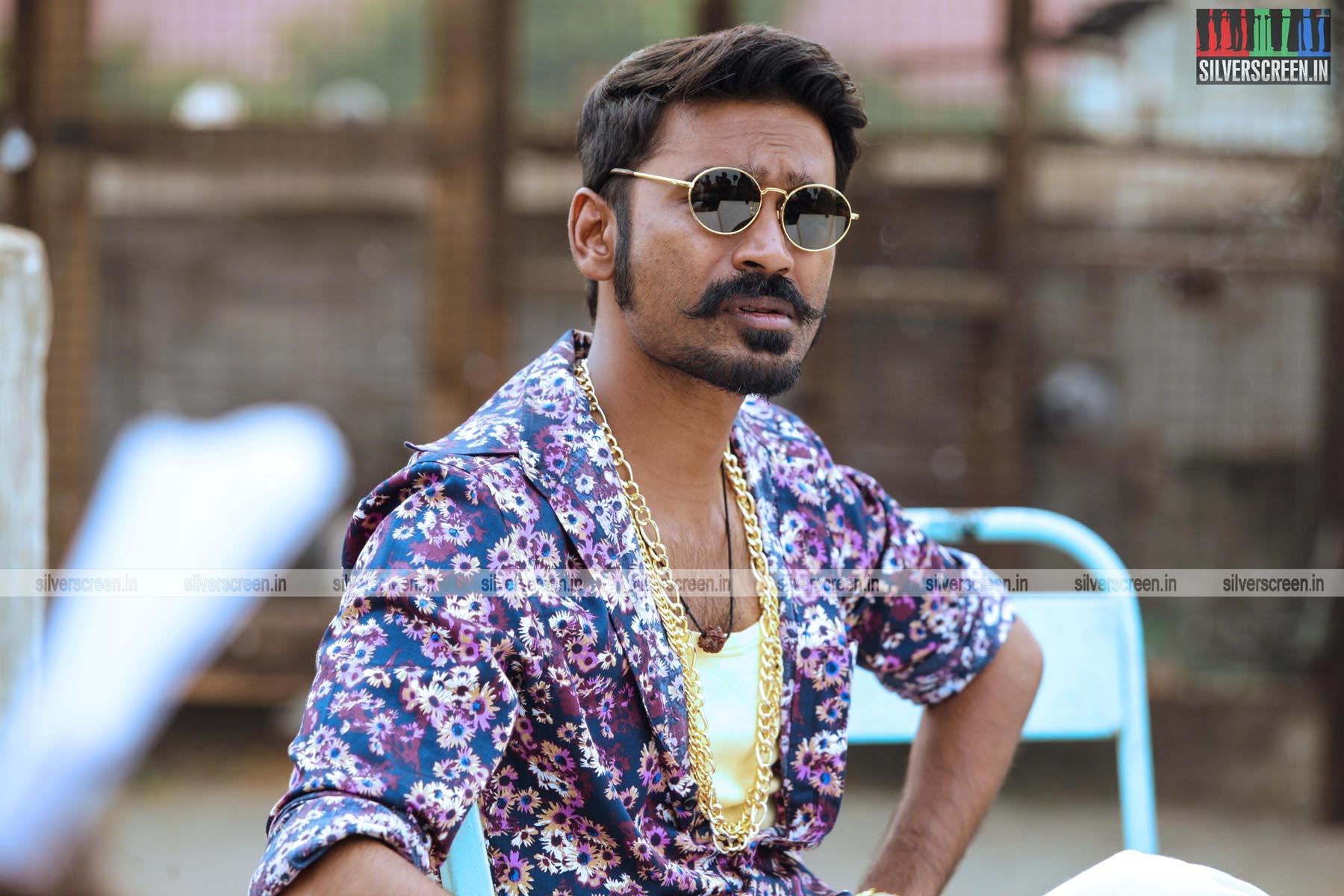 Dhanush in Maari Movie Stills