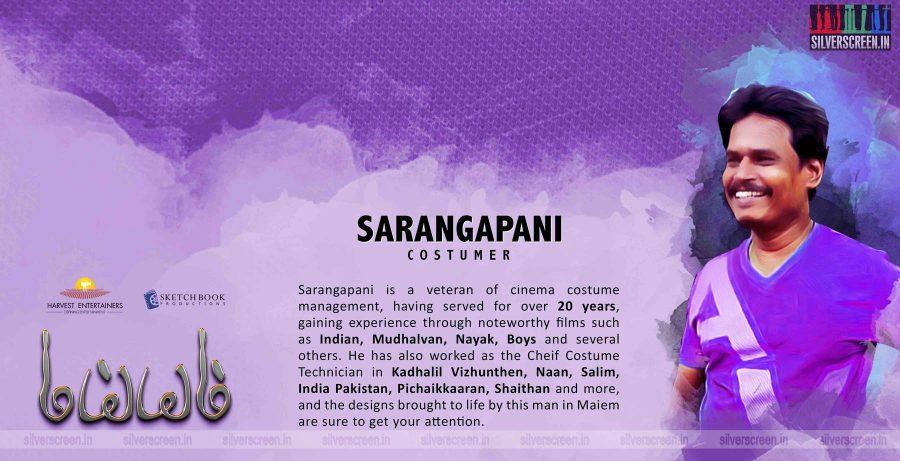 Maiem Movie Cast & Crew Profile Photos