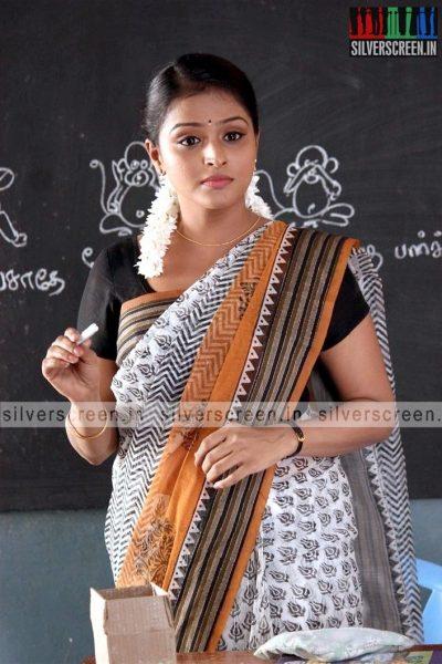 Actress Remya Nambeesan in Naalu Policeum Nalla Irundha Oorum Movie Stills