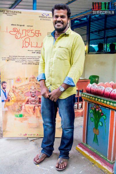 at Orange Mittai Press Meet