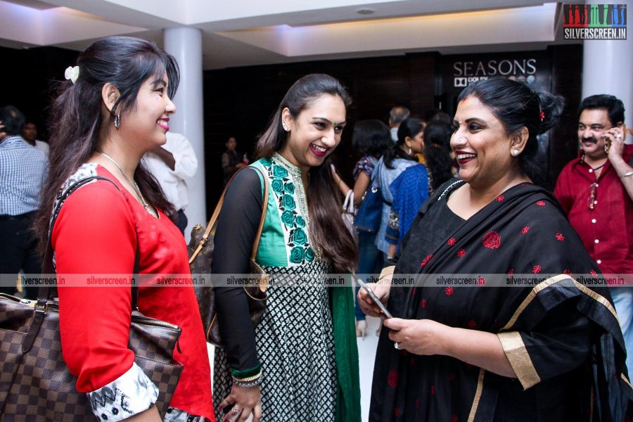 Papanasam Premiere Show Photos
