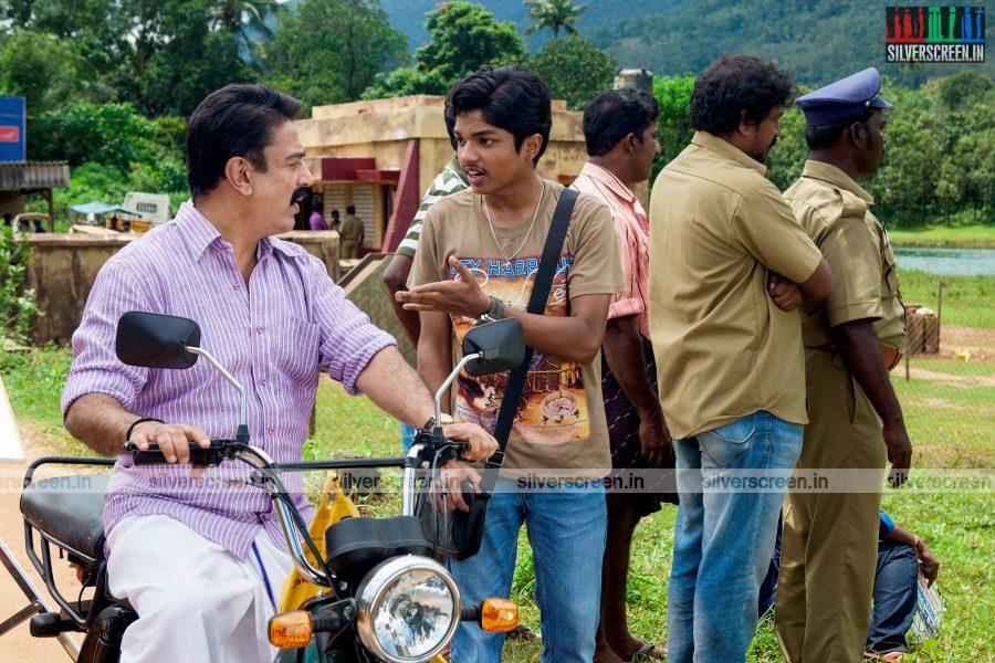 Actor Kamal Haasan in Papanasam Movie Stills