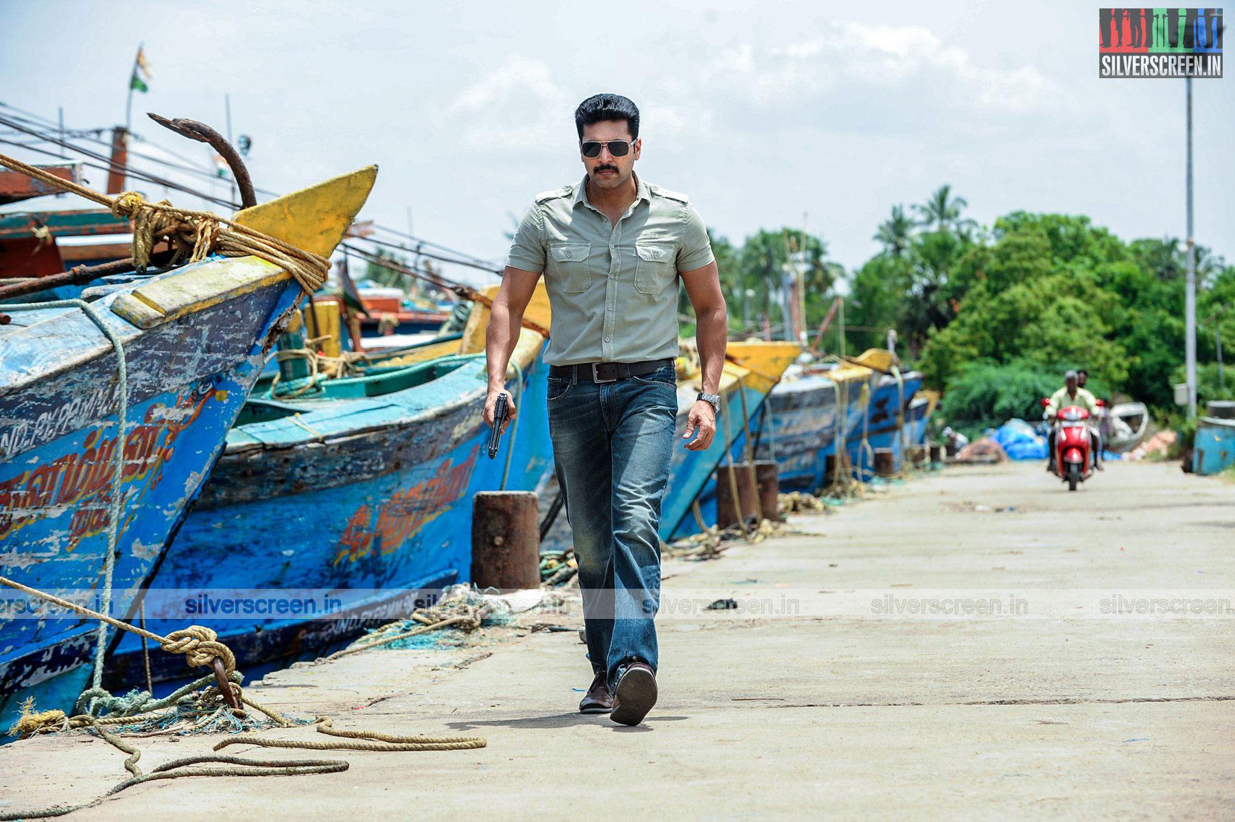 Jayam Ravi in Thani Oruvan Movie Stills