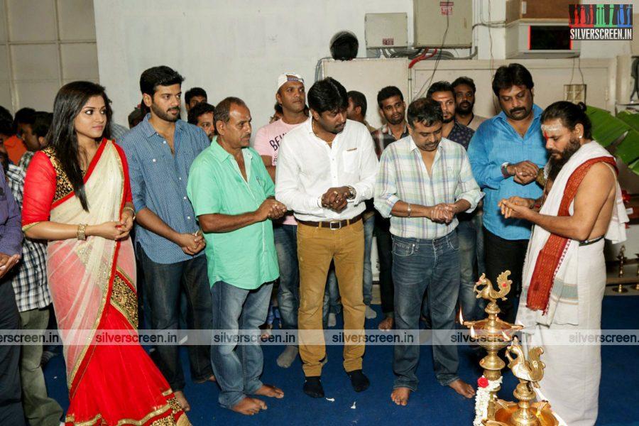 Thollaikkatchi Movie Launch Photos
