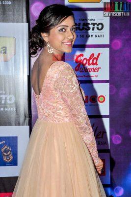 Vithika Sheru at 6th Mirchi Music Awards South