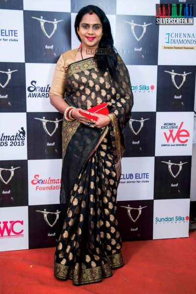 at WE Magazine's Soulmate Awards