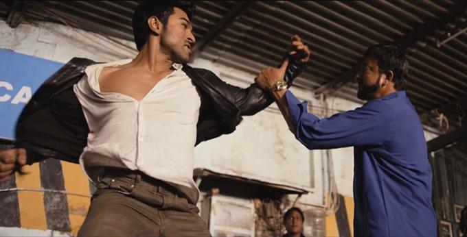 Ram Charan In Action Mode In Bangkok – Silverscreen in