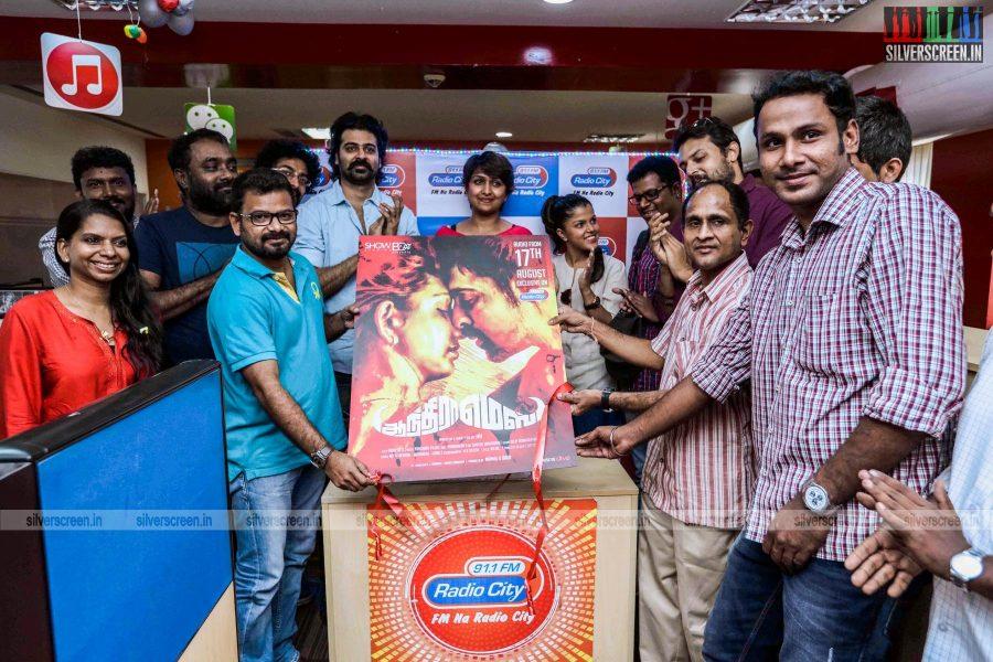 Andhra Mess Audio Launch Photos