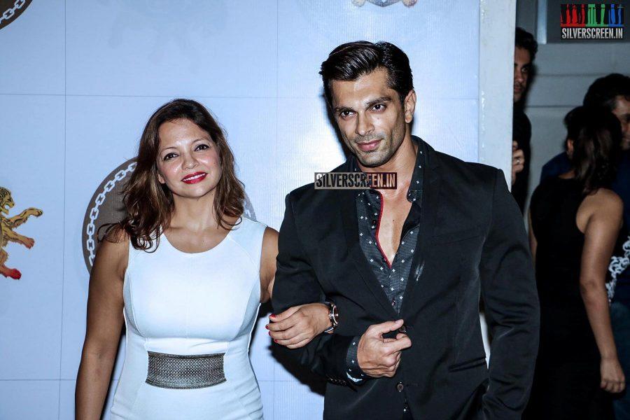 Bipasha Basu at Rocky S Party