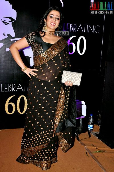 Celebrities at Chiranjeevi's 60th Birthday Celebrations