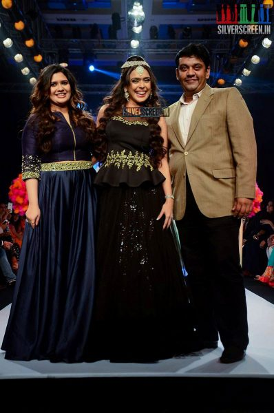 at The India International Jewellery Week – Day 2