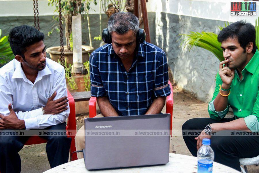 Gautham Menon Launches Unakkena Venum Sollu Teaser