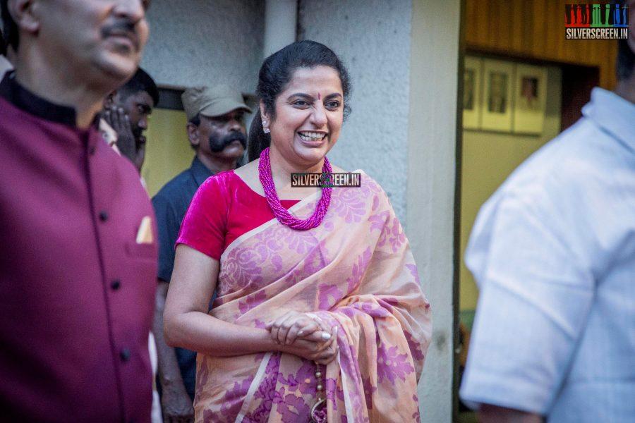 at Gollapudi Srinivas National Award 2014