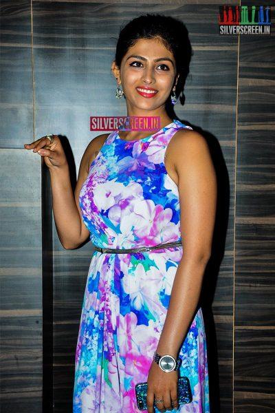 Kruthika Jayakumar at Bhale Bhale Magadivoy Audio Launch