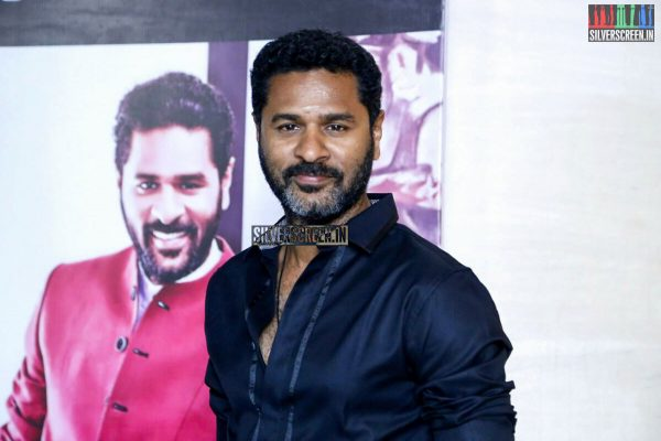 Prabhu Deva Studios Press Meet Report and Photos