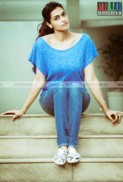 Salony Luthra Photoshoot stills