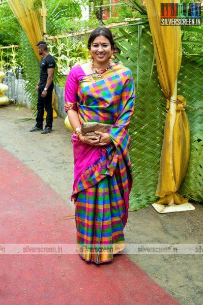 Shanthanu Bhagyaraj - Keerthi Wedding Photos