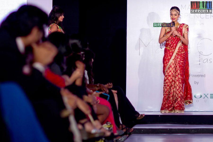 Spring Summer Collection by Bandan Narula at Madras Couture Week