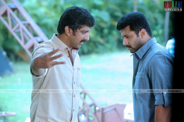 Thani Oruvan Movie stills