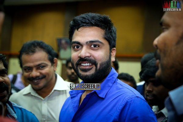 Vaalu Success Meet Photos
