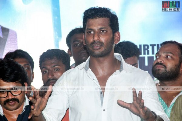 Vishal Birthday Celebration Photos