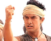 Still From Lagaan
