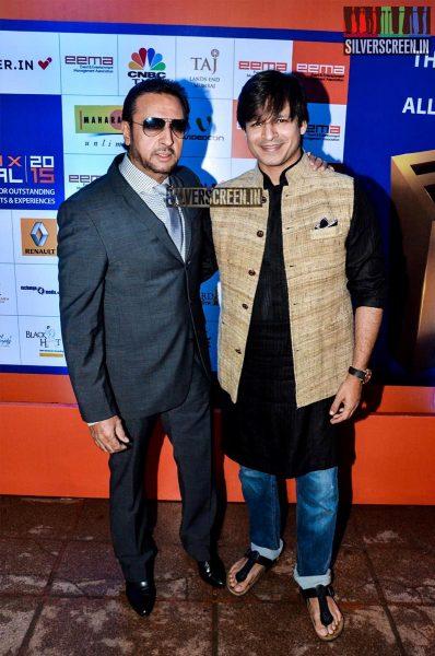 Celebrities at EEMAX Global Awards 2015