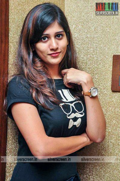 Chandini Chowdary in Ketugadu Audio Success Meet